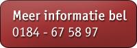 Meer informatie bel 0184 - 67 58 97